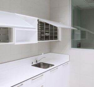 ejemplo mobiliario sala esterilizacion