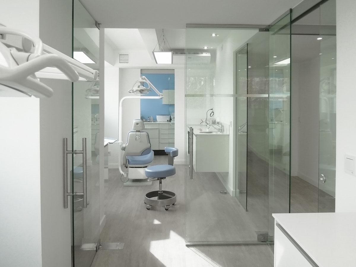 Ortodoncia en Avda. America