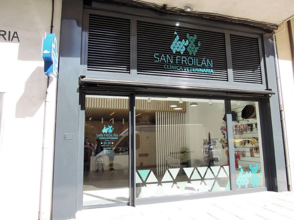 Clínica Veterinaria San Froilán