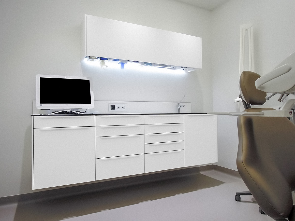 mobiliario para consultorio médico